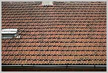 Dachziegelarten  Rautenfalzziegel, Dachziegel, Dachdeckung, Falzziegel ...