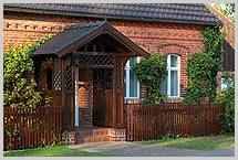 wendland niederdeutsches hallenhaus stuckfassade. Black Bedroom Furniture Sets. Home Design Ideas